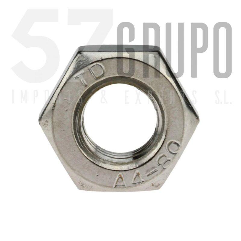 DIN 934 INOX A2-1