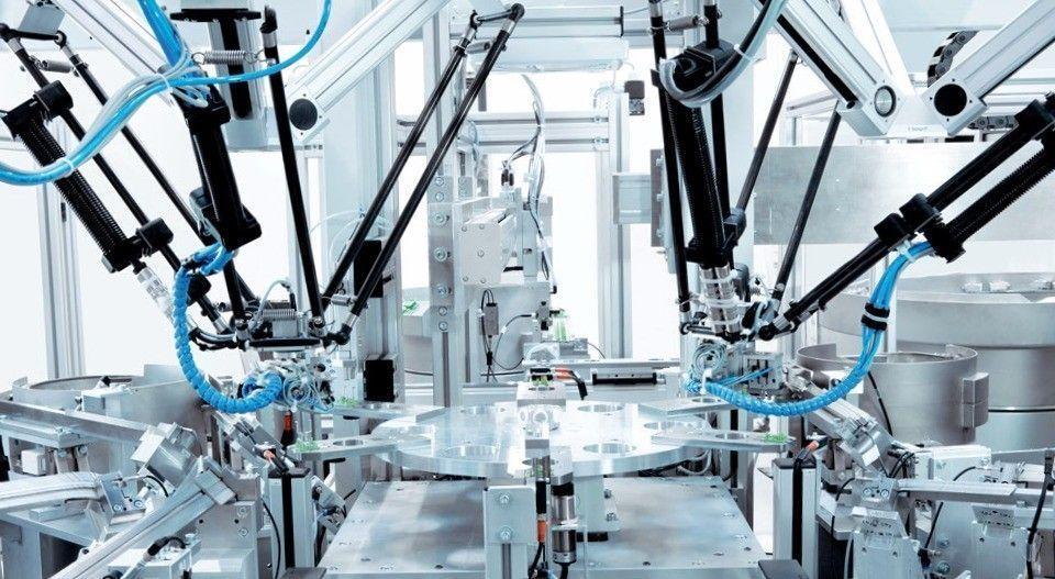 Aplicaciones de la neumática en la industria