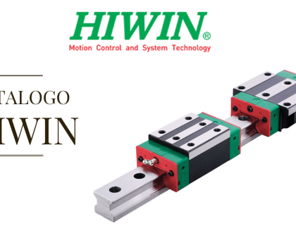 MOVIMIENTO LINEAL HIWIN