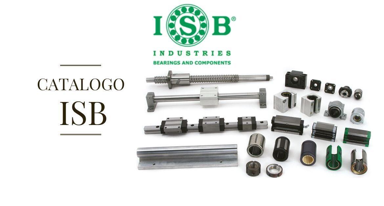 Catalogo Rodamientos ISB